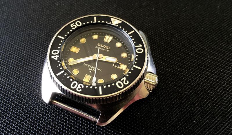 Seiko 2205-0760 (Auto Diver lady) 2205-1